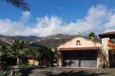 Spanish Mission style home + pool - vacation rental in Santa Barbara, California. View more: #SantaBarbaraCaliforniaVacationRentals