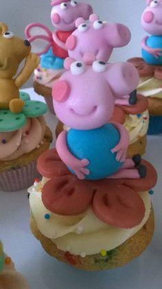 Cup Cake George - Peppa Pig