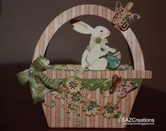Easter Basket by MFT
