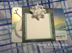 Stamp It with Katie: 12 Days: Day 11