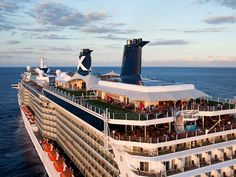 Celebrity's fleet sails seasonally in some of the best-loved cruising regions, including the Caribbean, Mediterranean, and around Alaska. While 85 percent of the cabins on the five largest ships—Eclipse, Equinox, Silhouette, Solstice, and Reflection—have balconies, a focus on the outdoors continues up top, with a lawn of real grass flanked by cabanas, hammocks, and the Lawn Club Grill. Inside, slow down and look around, since these ships collectively hang more than $60 million worth of fine…