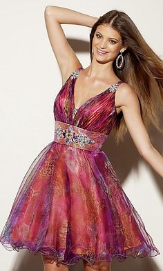 Snoball dress idea :)