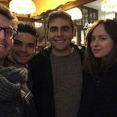 #DakotaJohnson Fan Pictures In Italy