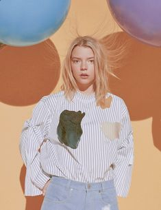 """We're social creatures and we don't do well when we're not accepted, or when we feel like we don't belong anywhere. Anya Joy, Anya Taylor Joy, The New Mutants, Female Character Design, Instagram Influencer, Just Girl Things, Poses, Interesting Faces, Girl Gang"