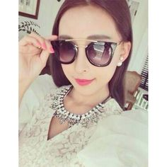 Find More Sunglasses Information about Wholesale 2015 super star men and women  sun glasses double beam metal sunglasses 2903,High Quality Sunglasses from Fashion Shopping Made Fun on Aliexpress.com