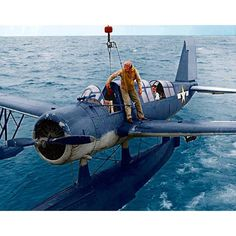 A Little of Everything., this-old-stomping-ground:   An OS2U-1 Kingfisher...