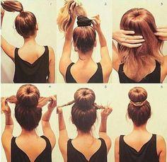 belle idée coiffure facile et rapide pour femme 32 via http://ift.tt/2axo7TJ
