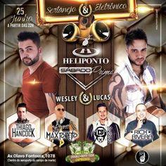 Heliponto Bar | Sertanejo e Eletrônico no Heliponto Coloque seu nome na lista clicando no link: http://www.baladassp.com.br/balada-sp-evento/Heliponto-Bar/322 Whats: 95167-4133
