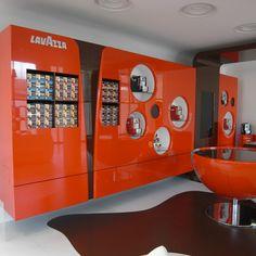a modo mio corners shop - Lavazza - GTP | architecture design consulting