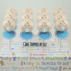Baby Shower Ideas For Cake Pops .