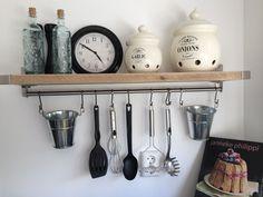 keukenplank en rekje more ideas for zelfgemaakt keukenplank ...