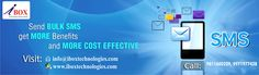 Promote your business with Bulk SMS Marketing.Visit: http://www.iboxtechnologies.com/