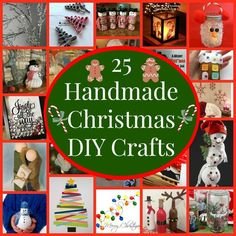 Christmas time is the perfect time for trying out new craft projects.  It seems the gift lists get bigger every year and making a special gift yourself is a perfect ... Read More