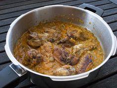 COCINA EN OLLA RAPIDA: Pollo Guisado Pollo Guisado, Pollo Chicken, Spanish Food, Carne, Cooker, Chicken Recipes, Pork, Diet, Ethnic Recipes