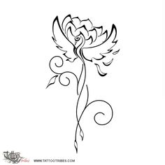 TATTOO TRIBES: Tattoo of Phoenix and lotus, Rebirth, healing tattoo,phoenix lotus flower rebirth tattoo - royaty-free tribal tattoos with meaning Tattoos Meaning Strength, Lotus Flower Tattoo Meaning, Tribal Tattoos With Meaning, Flower Tattoo Meanings, Symbols With Meaning, Mandala Tattoo Meaning, Tattoo Flowers, Lotus Tattoo Design, Phoenix Tattoo Design