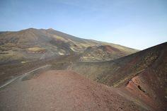 Sicily / Etna / Vulcano / Must see / Must do / Travel Sicily, Grand Canyon, Canvas, Nature, Travel, Rice, Tela, Naturaleza, Viajes