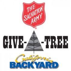 For Each Customer Who Donates An Artificial Christmas Tree, California  Backyard Will Give A 10