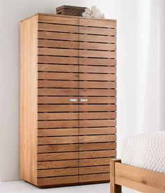 Image result for slatted cupboard doors