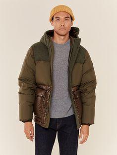 Mountain Fashion, Mountain Style, Safari Outfits, Different Shades Of Black, Safari Jacket, Body Warmer, Blazers For Men, Military Jacket, Winter Fashion