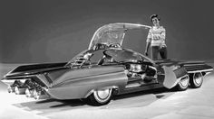 1962 Ford Seattle-ite XXI Concept