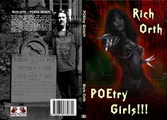 A wonderful collection of horror poetry by Rich Orth.