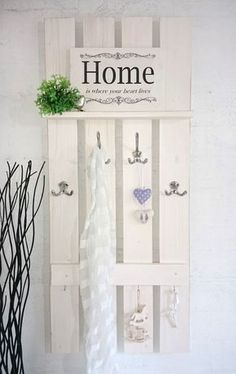 Shabby-Garderobe *HOME
