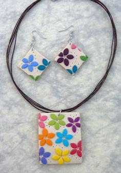 FABSY Bijoux: fleurs