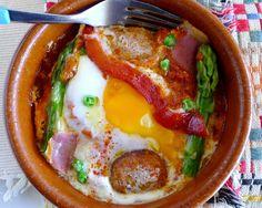MY KITCHEN IN SPAIN: FLAMENCO EGGS—THE SPANISH CHAKCHOUKA
