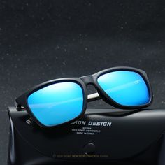 73dc415b14b Men s Metal Polarized Sunglasses Unisex Retro Aluminum+TR90 Sunglasses  Polarized Lens Vintage Eyewear Accessories Sun