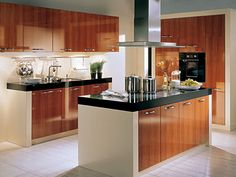 Modern Gloss Thermofoil Cabinet Doors