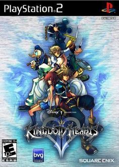 Kingdom Hearts 2 - wish they'd bring this back out for the PS3