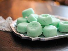 Homemade Mints - Budget Gourmet Mom