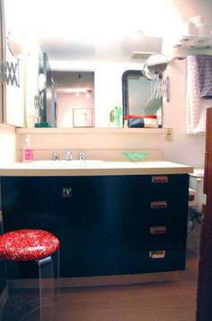 Top 25 ideas about Black Cabinets