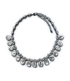 ZARA - WOMAN - CRYSTAL DROP NECKLACE