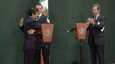 El presidente nombró a Virgilio Andrade Martínez como nuevo secretario de la Función Pública encargado de prevenir posibles conflictos de interés.