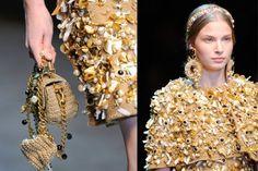 Khloe Kardashian Blogs About Baroque Fashion Trend