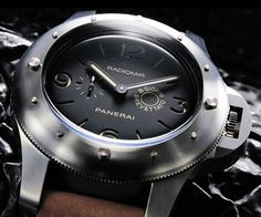 Panerai! omg this is hot.
