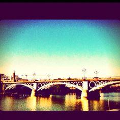 Puente de Triana.- Sevilla