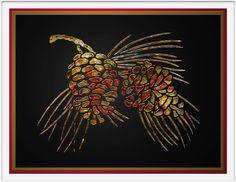 LG675 dreamweaver stencil & paste