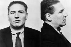 'Mad' Frankie Fraser henchman for crime boss Billy Hill and later the Richardson gang.