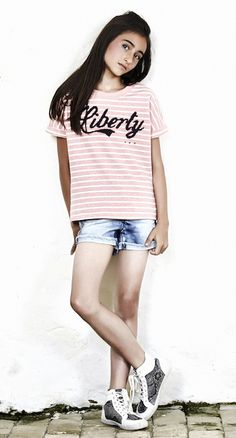 Ropa de verano para adolescentes, Frankie and Liberty SS14