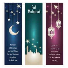 New Creative Eid Greeting Card