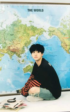 Little Yoongi wants to travel the world but he doesn't know how so he looks to his mom and pouts and asks her to take him from Hong Kong to New York but she said she didn't have the technology to do Yoongi vowed that he'd give it to her someday XD