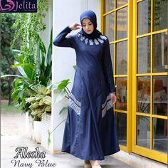 Alesha Dress Daily by Jelita Dresses With Sleeves, Long Sleeve, Fashion, Moda, Sleeve Dresses, Long Dress Patterns, Fashion Styles, Gowns With Sleeves, Fashion Illustrations