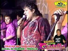 PRODUCCIONES AUDIO 15  - CENTELLA  - SE TERMINO -  (EL RANCHO -TRUJILLO)