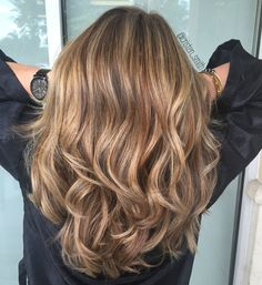 Bronde #balayage #hair #beauty