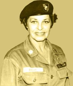 any woman who can put a uniform on and prove herself to our men and fight against our enemy is my 2nd hero....MY MOM IS MY FIRST!!!!