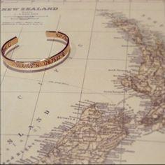 Coordinates Collection - Legend Bracelet