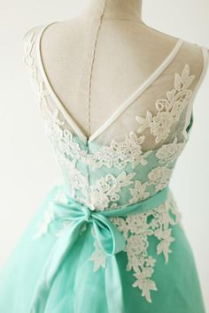 Youth Foaming Bateau Sleeveless Mint Green Homecoming Dress with Lace Sash
