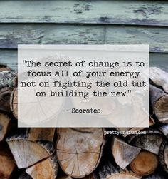 A revealed secret in accomplishing change is a new mind set. Fight till you are blue in the face, but enduring change will not come until you do.